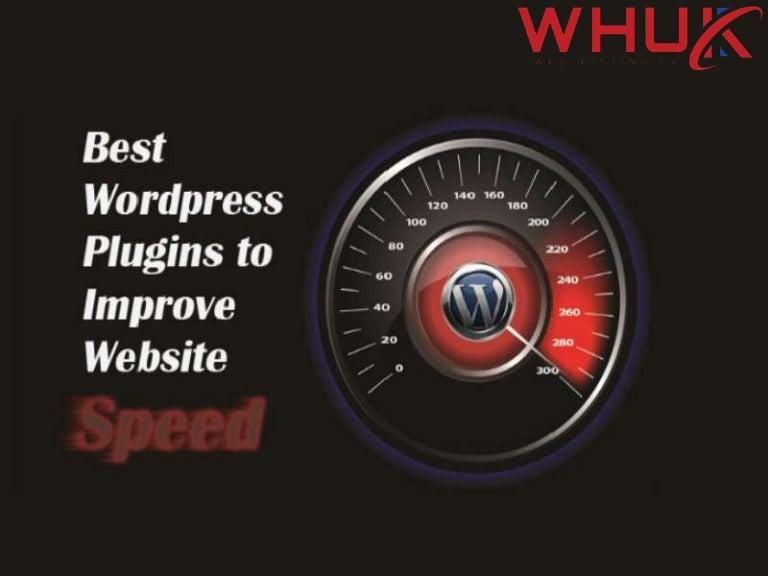 Best word press plugins to improve website speed