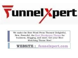 Best wordpress theme and ClickFunnels Alternatives
