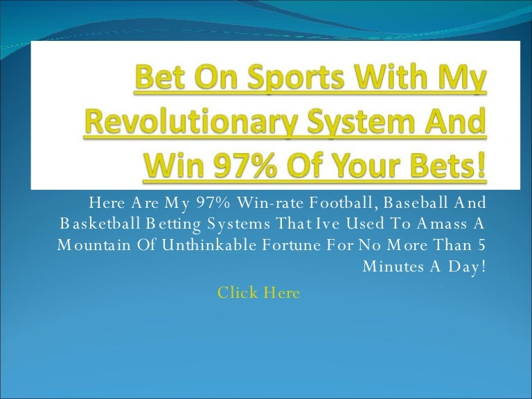 Betting system sports sports betting pick service