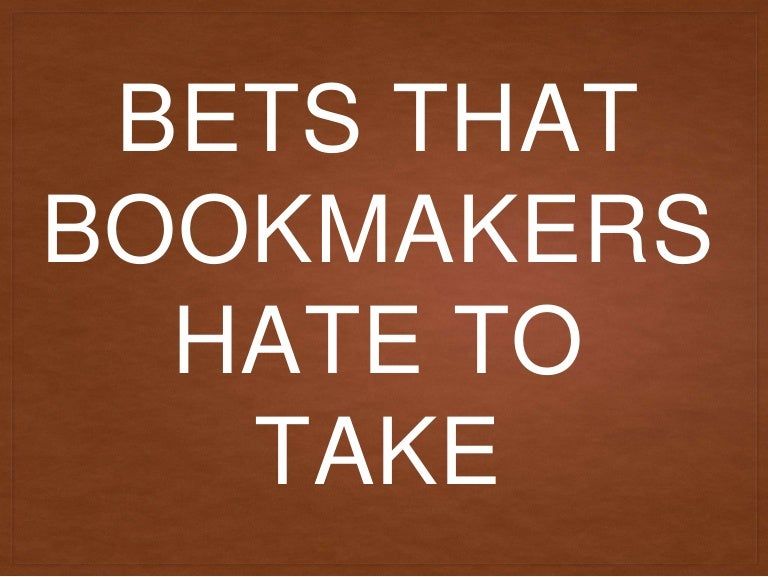 I hate bookmakers betting free binary options course