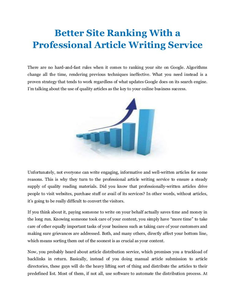 Professional article writers services cheap problem solving proofreading services for university