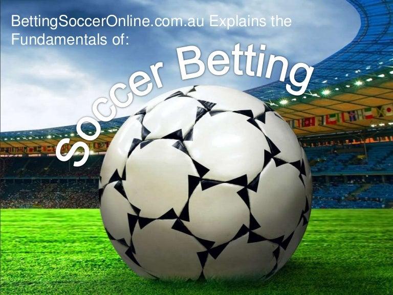online soccer betting australia