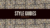Style Guide Best Practices at Beyond Tellerrand