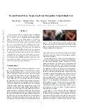 Beyond Frontal Faces: Improving Person Recognition Using Multiple Cues