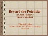 Beyond the potential of the internet