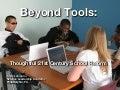 Beyond Tools - Drexel