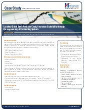 Case Studies - Investment Banking - Business   M&T Bank
