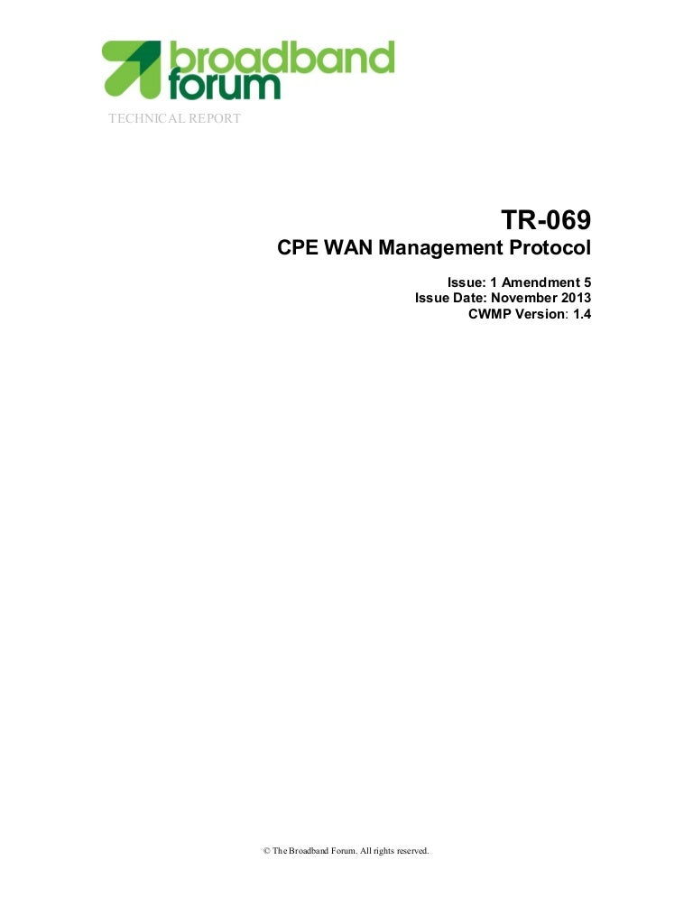 TR-069_Amendment-5