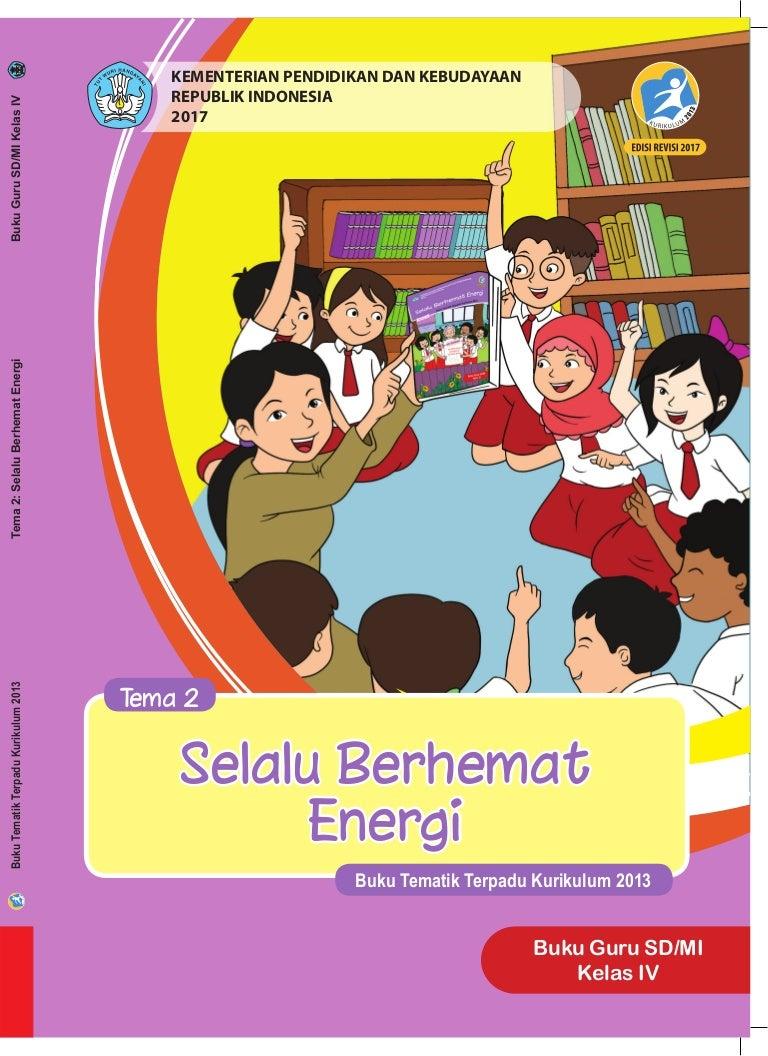 Bg 4 Tema 2 Selalu Berhemat Energi Www Abdimadrasah Com