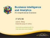 Business Intelligence and Analytics A Comprehensive Overview https://www.edocr.com/v/r4dg6mjr/