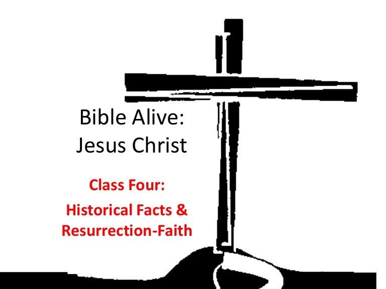 Bible Alive Jesus Christ 004: