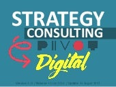 Management Consulting Goes DIGITAL