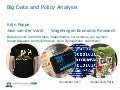 Big data for AERIAS