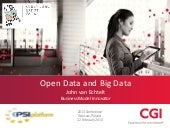 Big Data Session Presentations