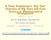 A Swiss Statistician's 'Big Tent' Overview of Big Data and Data Science in Pharmaceutical Development  (Version 12)
