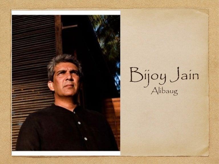 Bijoy Jain Architects Seminar