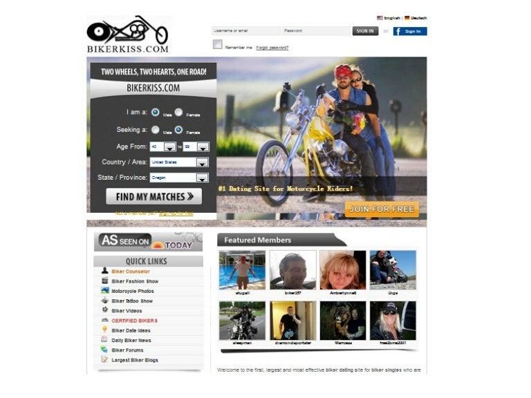 Bikers dating app