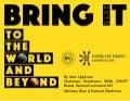 BIL LA 2015 Keynote Alex Lightman Bring It To The World and Beyond 7 March 2015, El Segundo, CA