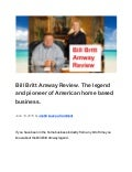 Bill Britt Amway Review.