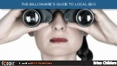 Billionaires Guide to Local SEO