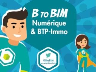 BtoBIM 2018 - Ateliers : BIM & INFRASTRUCTURES