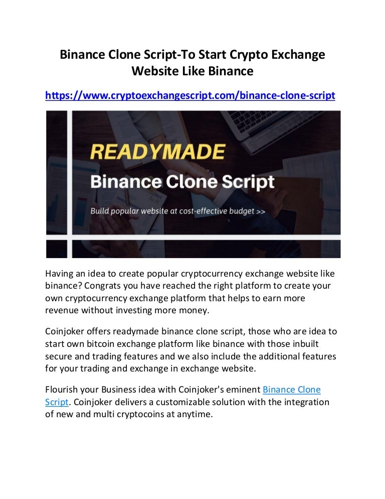 how to make cryptocurrency exchange website