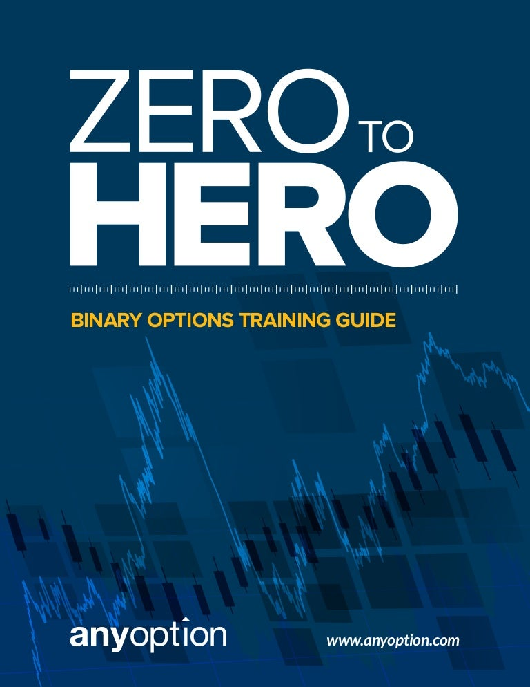 Zero to hero binary options pdf