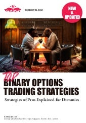 Binary trading strategies for forex