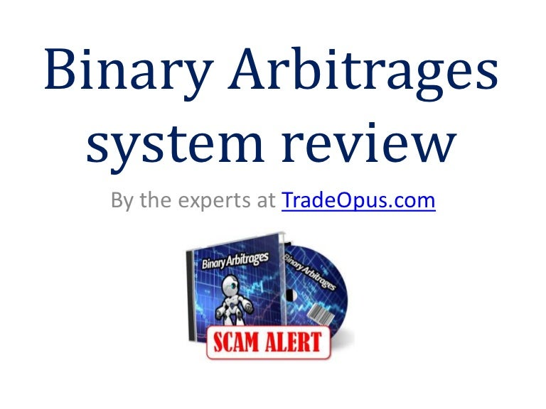 Arbitrage binary options donk betting advice