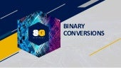 Binary conversions  by saulatgondal