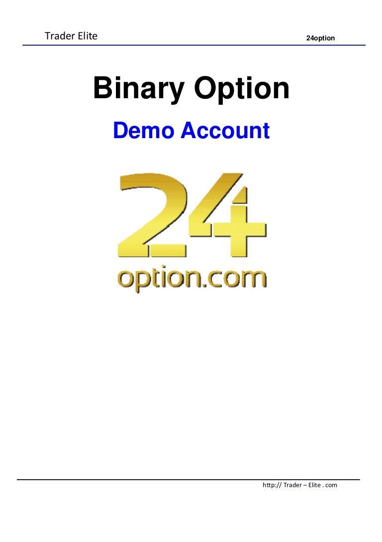 Binary Options Demo