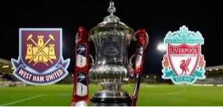 West Ham Vs Liverpool 1:1 - Full Match & Highlights