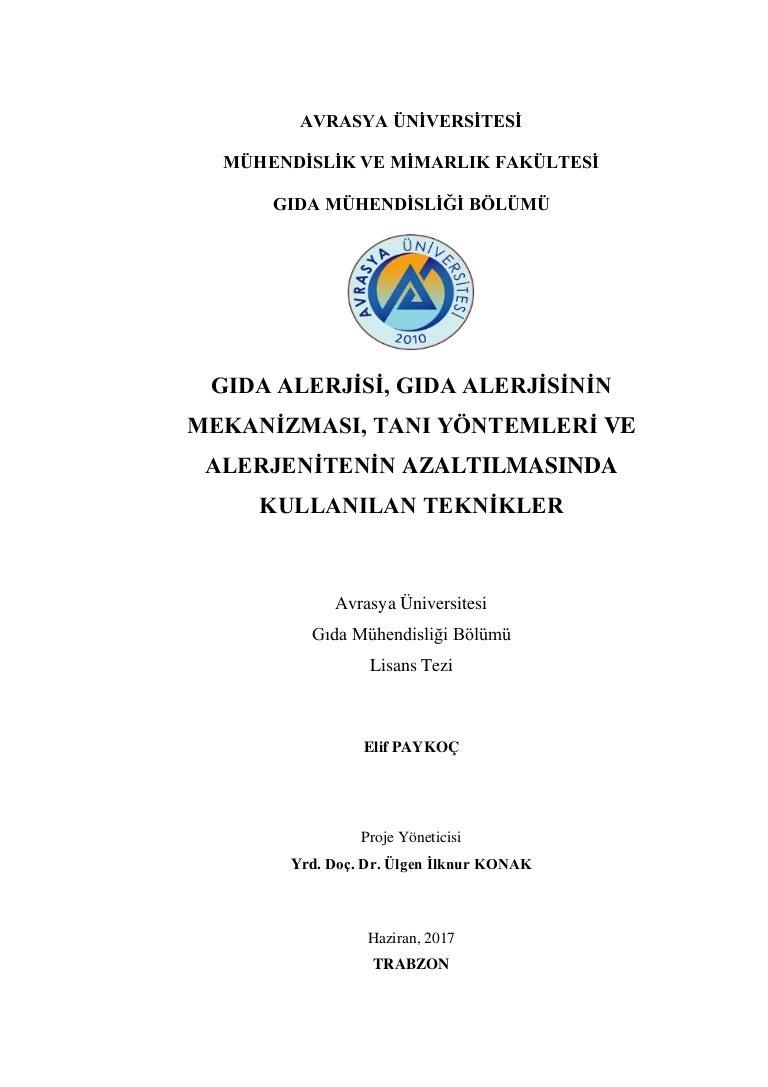 Hacettepe Üniversitesi Yonca Diyeti