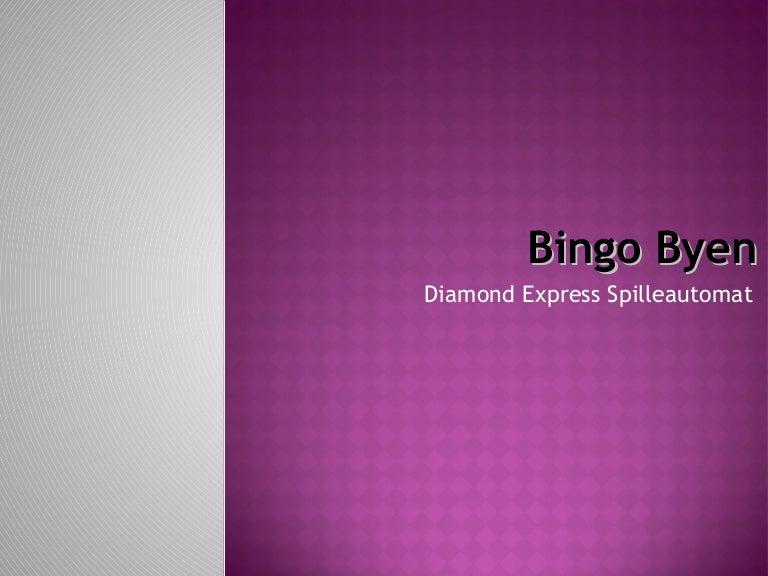 Spilleautomat diamond express