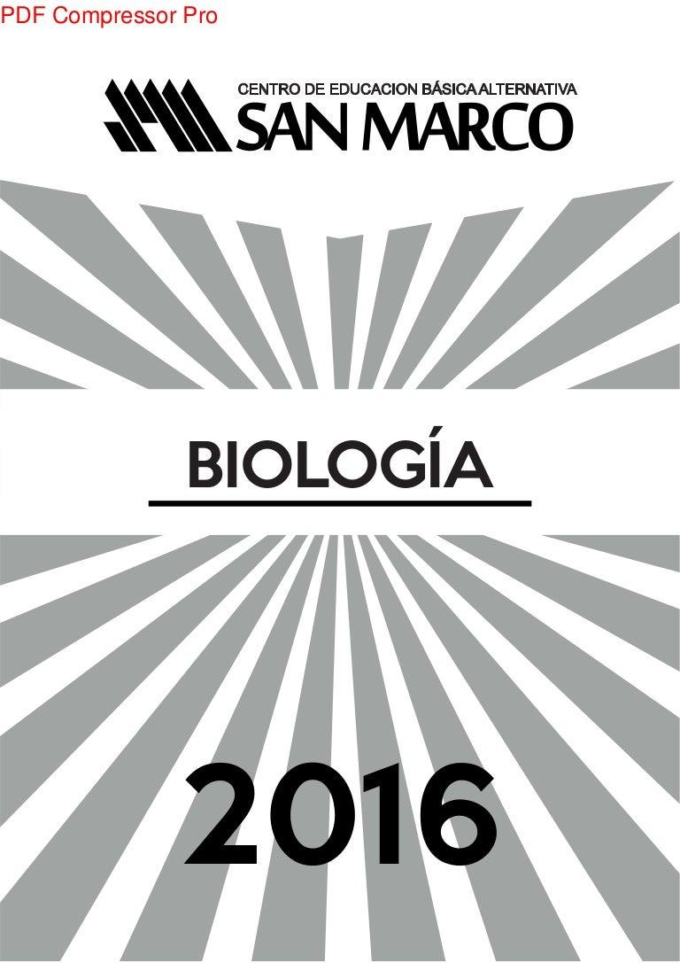 1° PRIMERO BIOLOGIA - LKV