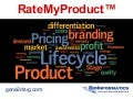 Rate myproduct™ Automated Product Assessment Tool