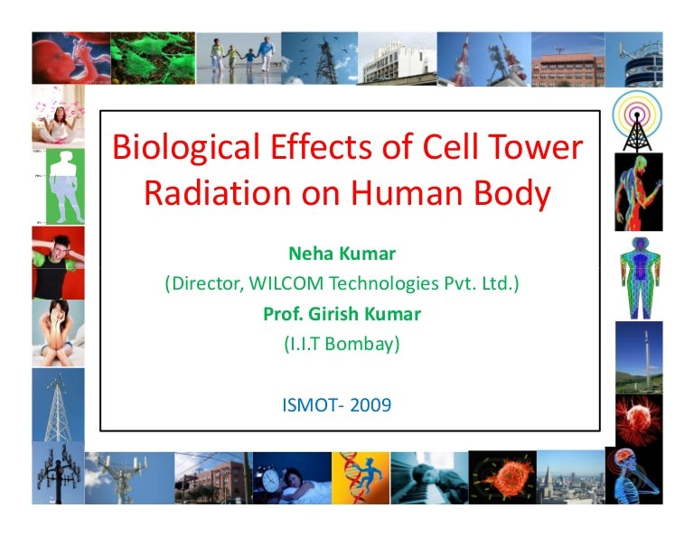 Biological Effects Of Cell Tower Radiation On Human Body