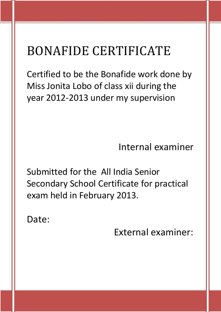 Certificate format for school project work image collections certificate format for school project work images certificate certificate format for school project work gallery certificate yadclub Images