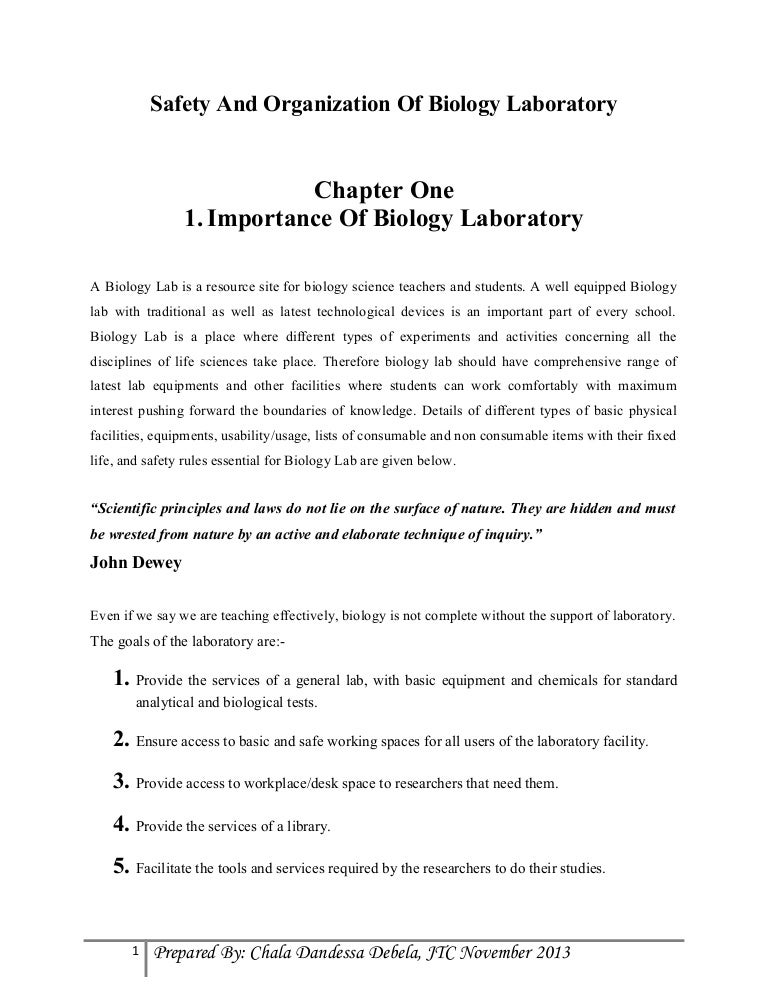 Biology Laboratory Technique Best22