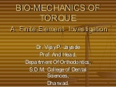 Biomechanics of torque control