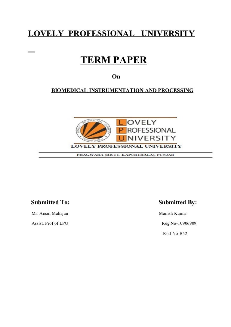 atm term paper lpu   Asynchronous Transfer Mode