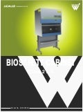 Biosafety Cabinet Class 2 A2 by ACMAS Technologies Pvt Ltd.