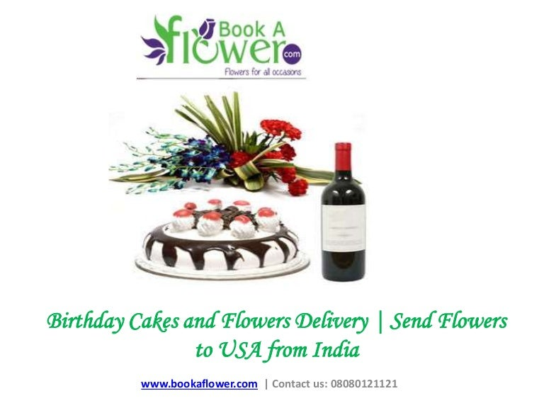 Birthday Cakes And Flowers Delivery
