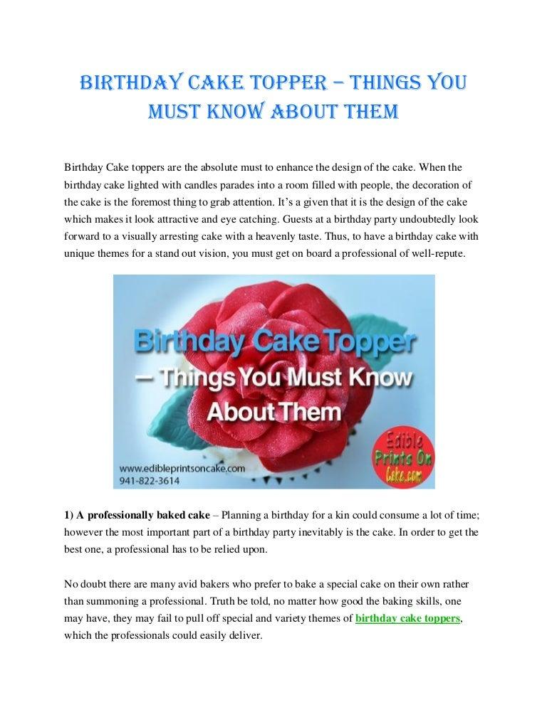 Prime Birthday Cake Topper Personalized Birthday Cake Topper Edible Pri Personalised Birthday Cards Veneteletsinfo