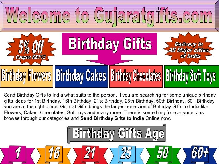 Birthday Gifts And Cakes Online