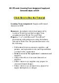 bis 303 week 5 assignment 2 2966 words - 12 pages pol 303 entire class click link below to buy:  bus  475 week 2 team assignment - value alignment discuss with your learning  team an existing  hrm 420 complete class week 1-5 / assignments and dqs.