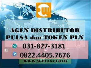 Bisnis jual pulsa murah, distributor pulsa murah, Agen pulsa murah MPULSA - 082244057676