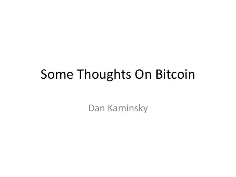 Dan kaminsky bitcoins forex price action binary options strategy