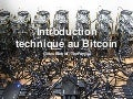 """Introduction technique au Bitcoin"" par Gilles Barbier"