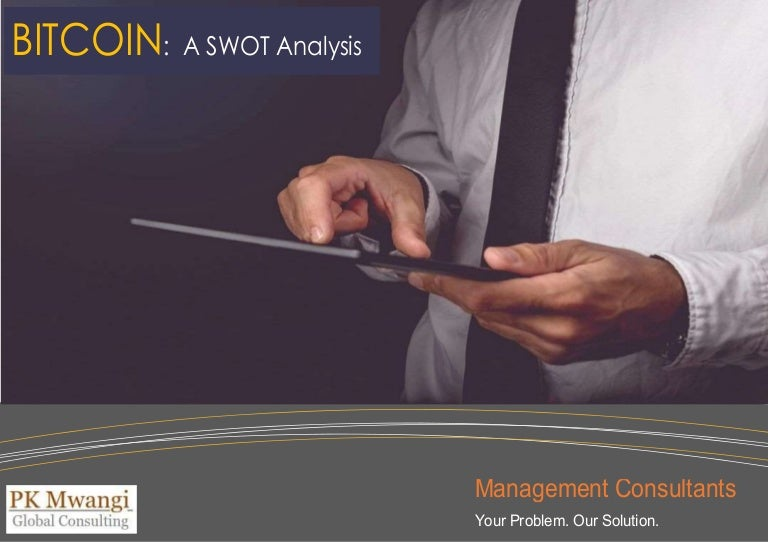cryptocurrency swot analysis